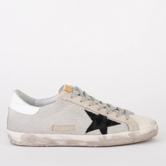 Sneakers Superstar Grey Cord Gum