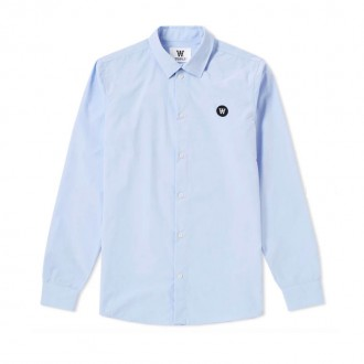 KAY SHIRT LIGHT BLUE