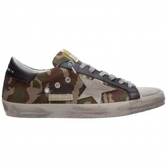 camouflage Superstar Sneakers