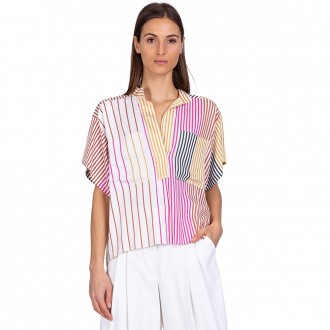 Colored Striped Shirt
