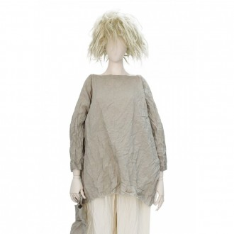 Light Natural Linen Tunic