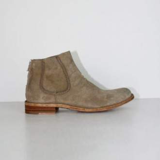 Sand Ankle Boots
