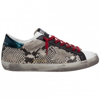 Superstar Leather Sneakers Shoes