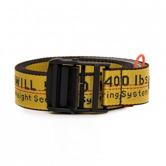 Industrial Carryover Belt With Logo
