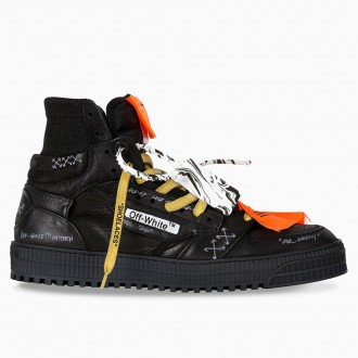 Black High Sneaker