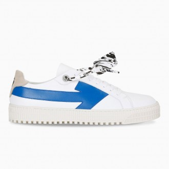 Arrow White / Blue Man Sneaker