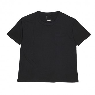 Dark Indigo Natural Dye Jumbo Tee