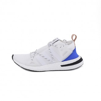 WHITE AND BLUE SNEAKER ARKYN