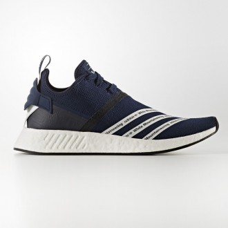 Adidas sneakers WHITE MOUNTAINEERING NMD_R2 collegiate navy-footwear white
