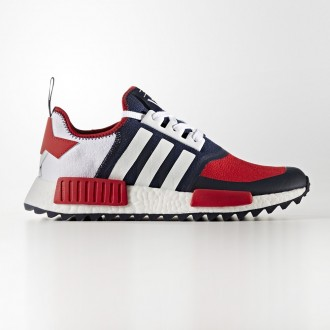 ADIDAS SNEAKERS WHITE MOUNTAINEERING NMD TRAIL colliegiate navy-footwear white