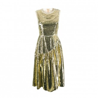 Dress With Sequins