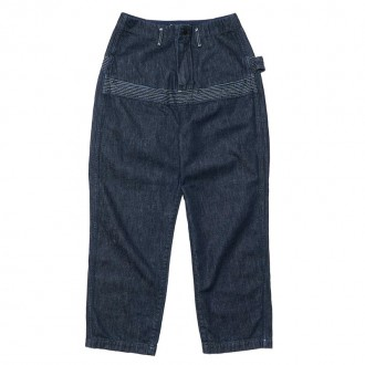 11.5oz Denim Tatami Pants Indigo