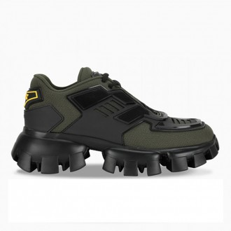 Green/black Cloudbust Thunder Sneakers