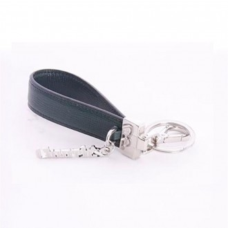 Key Ring In Leather