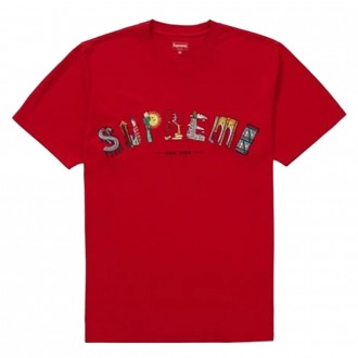 City Arc Tee Red