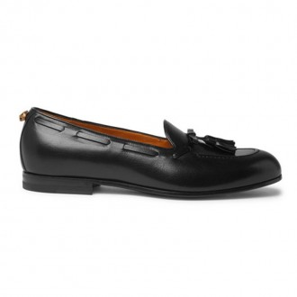 Loomis Leather Tasselled Loafers