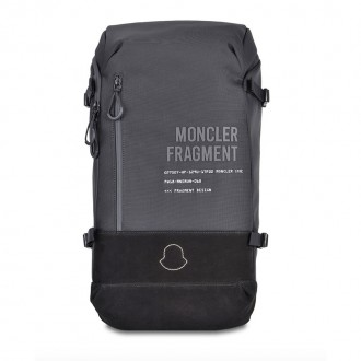 Black Fragment backpack