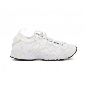G-Shock x Asics Gel-Mai Knit White / White