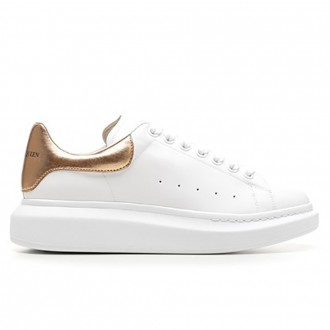 Larry Sneaker With Gold Detail