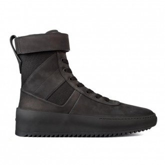Fear Of God Military Sneaker Tonal Desert black