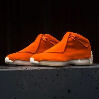 AIR JORDAN 18 RETRO PREMIUM - ORANGE