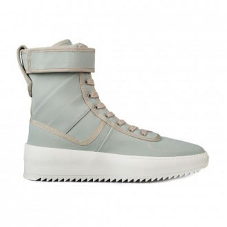 Fear Of God Military Sneaker Tonal Desert Mint green