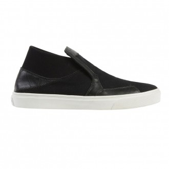 Stone Island Shadow Project S0122 SLIP ON LOW black