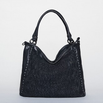Nody Shoulder Bag - Black