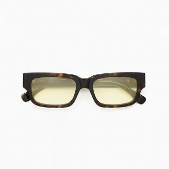 Roma Yellow Sunglasses