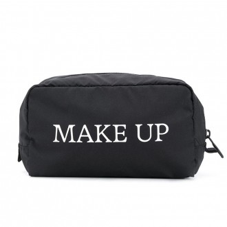 Pouch Make Up Black