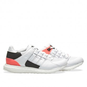 ADIDAS EQT SUPPORT ULTRA White & Turbo