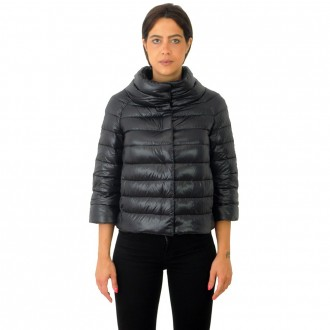 Iconic Sofia Hooded Down Jacket
