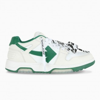 Out Of Office White / Green Sneaker