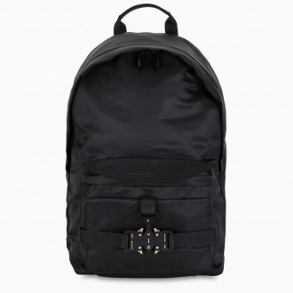 Tricon Black Backpack