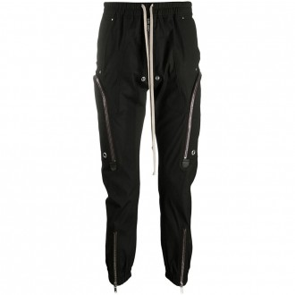 Pants In Black Cotton Blend