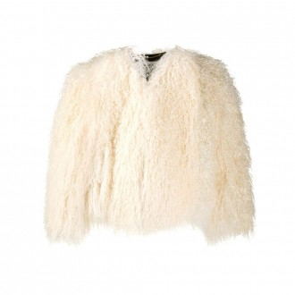 Goat Fur Jacket