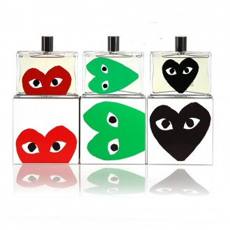 Red-green-black Perfum