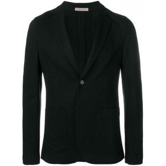 Formal cashmere blazer