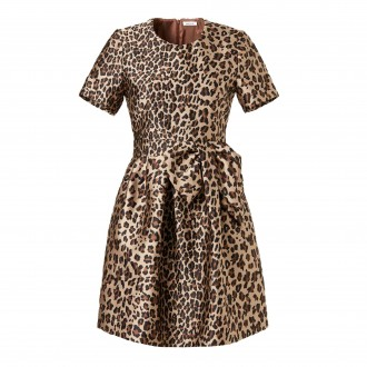 POLEO Leopard print Dress