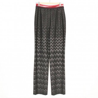 Knitted Design Trousers