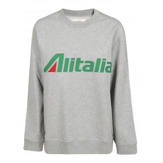 Felpa Alitalia