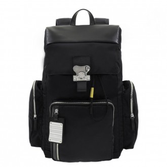 Bank On The Road Butterfly Pc Backpack L