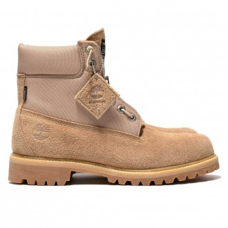 Gore-tex 6-inch boots sand