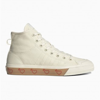 Human Made Nizza White High-top Sneaker
