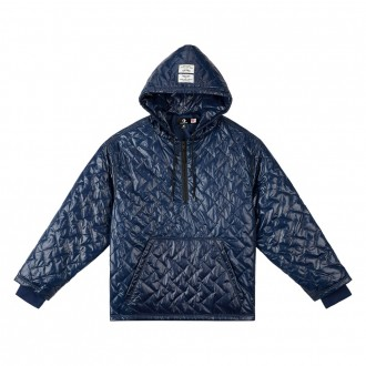 Converse x p.a.m.quilted hoodie