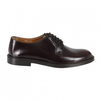 Phoeuy Burgundy lace-up