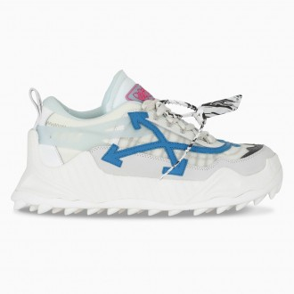 Odsy-1000 White / Blue Sneaker