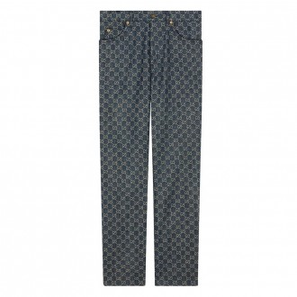 Eco Wshd Denim Trousers