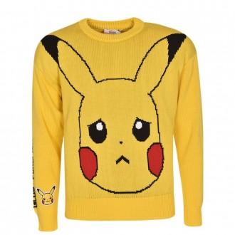 Pikachu knitted sweatshirt