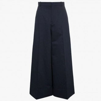 Tailored palazzo trousers